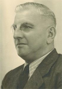 Vorsitzender 1953 - 1956